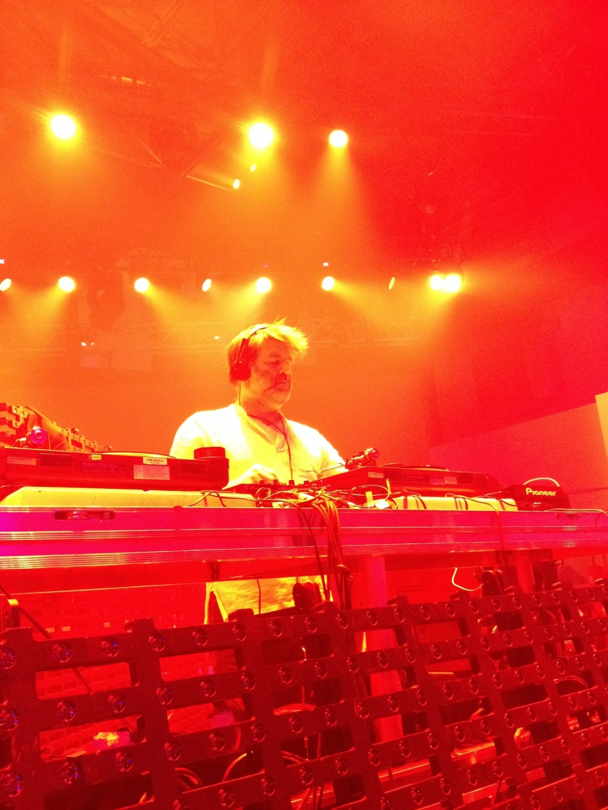 2014 - C2 - James Murphy DJ Set