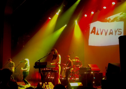 2015 - Alvvays at Danforth Music Hall