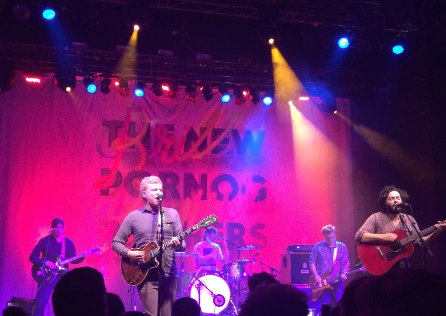 2015 - The New Pornographers at Danforth Music Hall