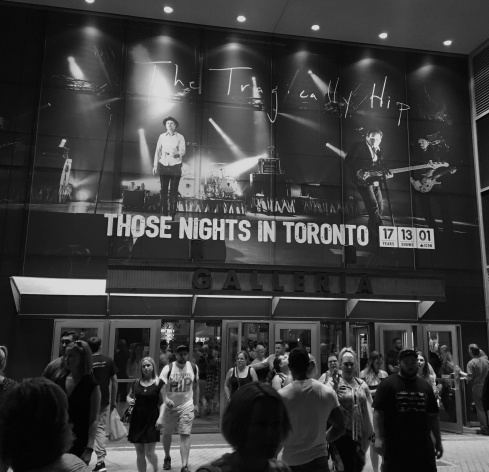 2016 - That Night in Toronto