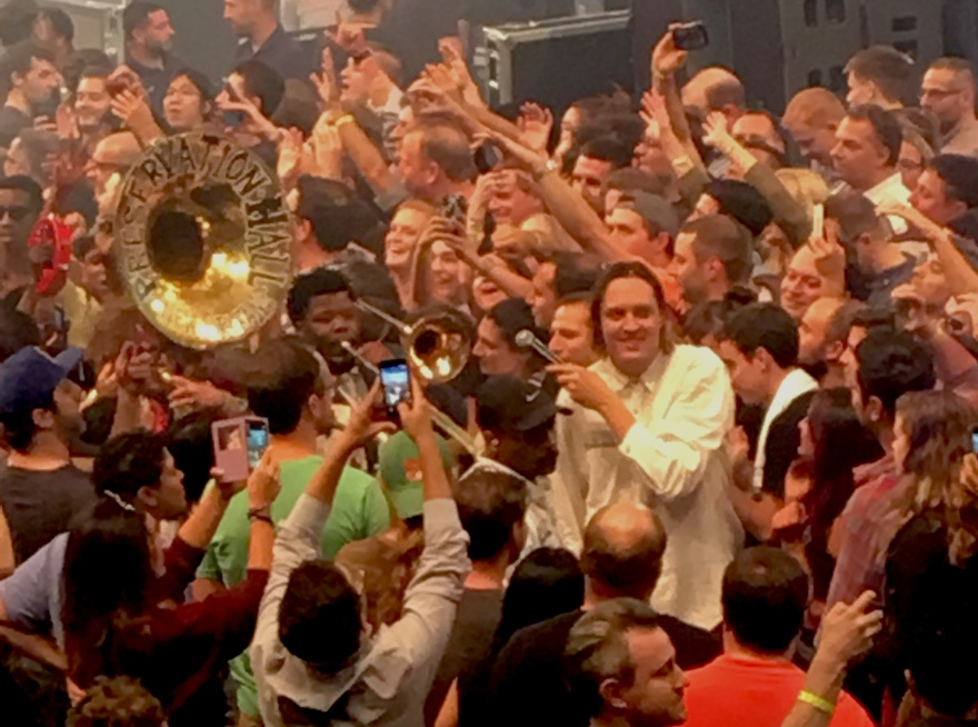 2017 - Arcade Fire - Madison Square Gardens
