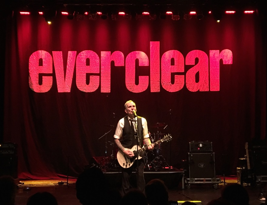 2017 - Everclear at Danforth Music Hall