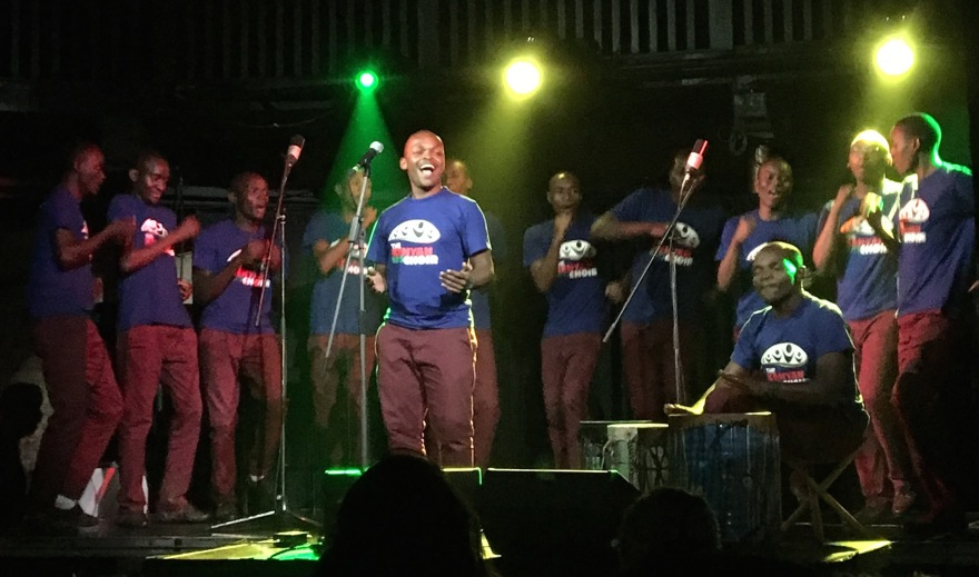2017 - Kenyan Boys Choir at Ensemble