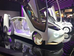 Auto - Autonomous Toyota Concept 1