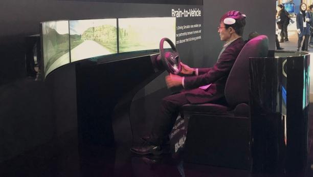 Auto - Nissan Neuro Driving 3
