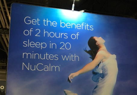 Sleep hacking - NuCalm