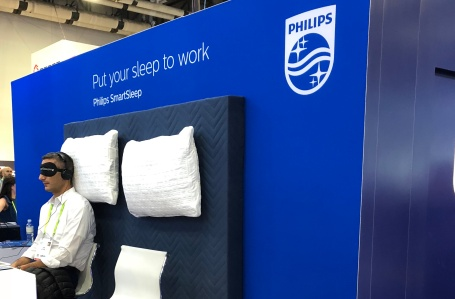 Sleep hacking - phillips smart system