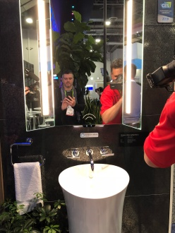 Smart Home - Kohler smart bathroom 13