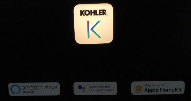Smart Home - Kohler smart bathroom 2