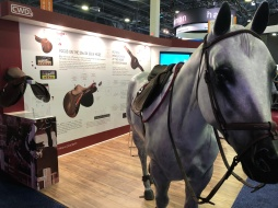 Wearables - Horse saddle with sensors