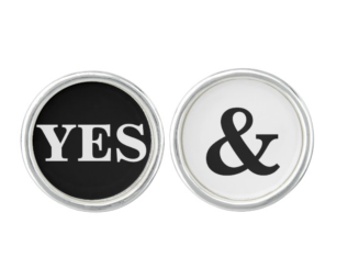 Yes and cufflinks