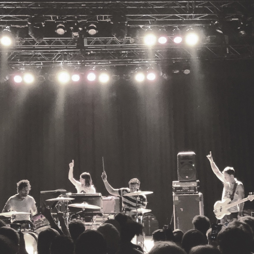 Oh Sees at Danforth Music Hall Toronto